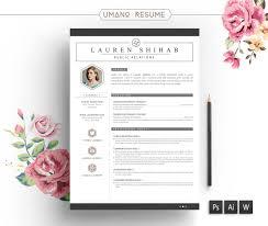 free creative resume template word fancy resume template word mac in creative cv with photo modern