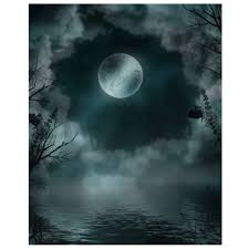 halloween horizontal background online buy wholesale moon background from china moon background