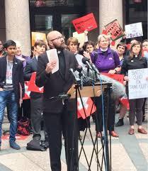 transgender pastor condemns christians who support texas bathroom bill