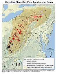 Usa Fracking Map by The False Promise Of Fracking And Local Jobs