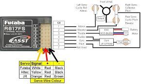 wiring diagram quadcopter pinterest