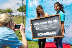 in fall csusm will become smoke free campus in fall