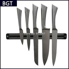 stainless steel knife set japanese knives with magnetic knife