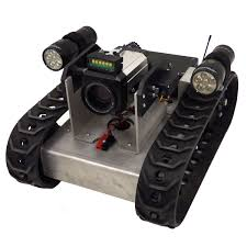 homemade tactical vehicles how to build an inspection robot