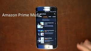 amazon black friday android app review of amazon prime music app for android youtube