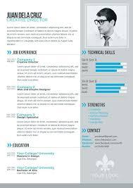 modern resume templates free modern resume templates contemporary resume design