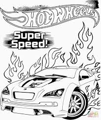 wheels super speed coloring page free printable coloring pages