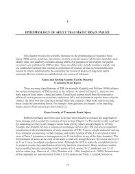 Beneficiary Letter Of Intent To Marry by 3 Epidemiology Of Traumatic Brain Injury Gulf War And