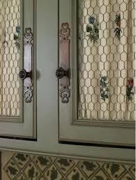 Chicken Wire Cabinet Doors Wire Mesh Screen For Cabinet Doors Cabinet Door Makeover With