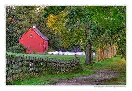 The Great Barn At Stone Mountain New England Barns Photos