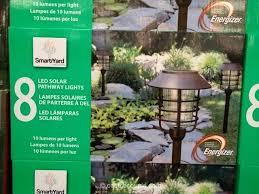 energizer 10 piece solar landscape light set energizer 10 piece solar landscape path light set hosting 1 club