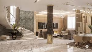 Interior Design Dubai by Modern Villa Interior Design In Dubai Spazio