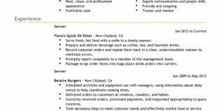 fast food cashier job description for resume fast food cashier job
