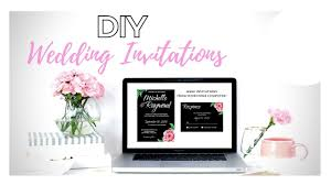 Wedding Invitations How To Diy Wedding Invitations How To Make Your Own Wedding