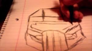 spartan helmet drawing youtube