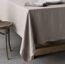 belgian linen tablecloth