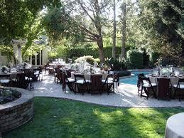 Backyard Wedding Reception by Back Yard Wedding Reception