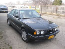 bmw cars for sale by owner bmw 5 series 4 door sedan 1990 black for sale wbahc2315lgb24321