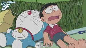 Doraemon VietSub Muá 'n ăn phải lăn vo bếp & o khoác thám hiá ƒm