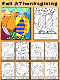 fall and thanksgiving activity pop interactive
