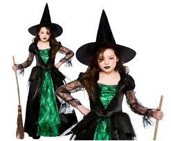 emerald witch costume child u0027s