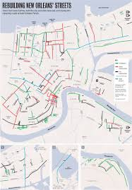 New Orleans Flood Zone Map by Massive New Orleans Street Projects Target Major Roads Nola Com