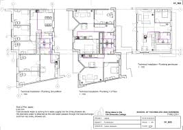 Plumbing Floor Plan Joanna Jankowska 4th Semester