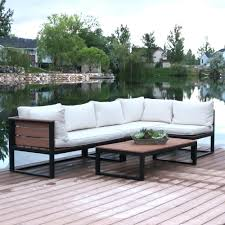 Outdoor Furniture Syracuse Ny by Amazonia Murano 4 Piece Eucalyptus Patio Conversation Set With Off