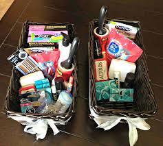 wedding bathroom basket ideas all things wedding bathroom baskets gift bags