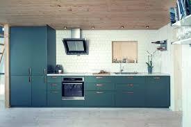cuisine bleu petrole bleu petrole peinture cuisine decoration cuisine cuisine bleu