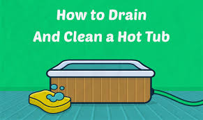How To Clean A Bathtub Drain How To Drain And Clean A Tub