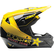 motocross helmet stickers rockstar energy one industries 2014 atom rockstar motocross helmet