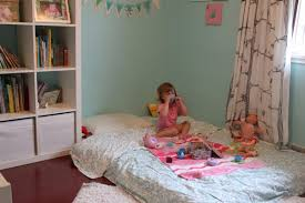 beds on the floor a floor bed for miss g mama papa bubba