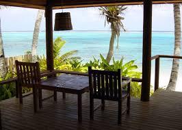rarotonga beach bungalows rarotonga audley travel