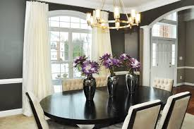 curtains for dining room ideas curtains for dining room ideas wooden floor modern rug chandelier