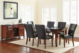 black marble dining table set dallas designer furniture bello dining table set with granite top