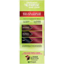 Color For Gray Hair Enhancing Garnier Nutrisse Ultra Color Nourishing Hair Color Creme Walmart Com