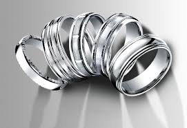 types of mens wedding bands four types of men s wedding bands ideas from lb jewelry