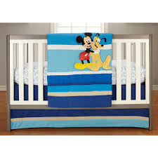 Baby Disney Crib Bedding by Disney Baby Mickey Mouse My Pal 4pc Crib Set Babies