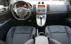 Nissan Sentra Interior 2007 Nissan Sentra Se R Long Term Test Verdict Of Nissan U0027s