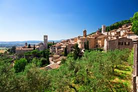 Assisi Italy Map by Umbria Cycling Break 4 Nights Self Guided From To Assisi