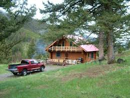 southwest montana cabins log cabins mountain cabins off grid cabins