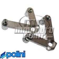 pedane minimoto supporti pedane rialzate dx sx per polini gp3 minimoto point