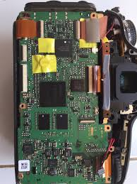 repairing a slightly water damaged nikon d610 dslr page 1