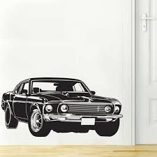 ford mustang metal wall compare prices on ford mustang decorative shopping buy low