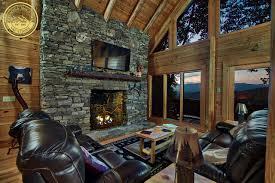 above the lake vacation rental log cabin info by carolina mountain