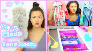 how to clean your room quick u0026 easy diy organization youtube