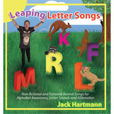 leaping letter songs