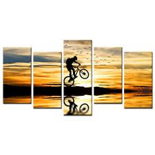 mountain bike wall art mountain bike wall decals wall stickers