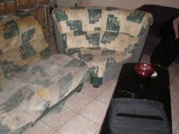 refaire housse canap canapé d angle entièrement neuf à 50 idée déco pas cher
